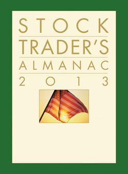 Stock Trader's Almanac 2013