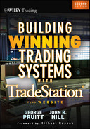 Cover of Building Winning Trading Systems with TradeStation®, + Website, 2nd Edition