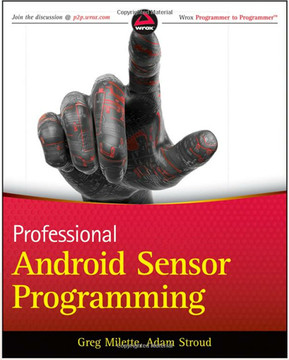 Professional Android Sensor Programming