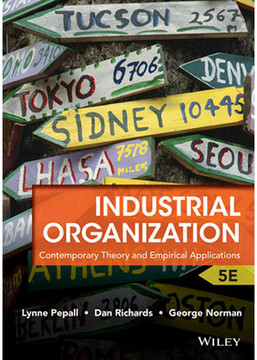 Industrial Organization: Contemporary Theory and Empirical Applications, 5th Edition