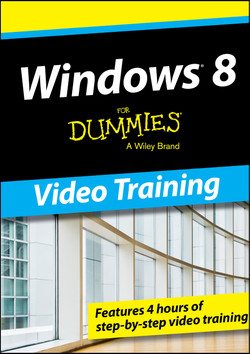 Windows 8 For Dummies Video Course