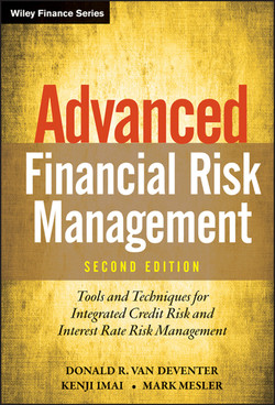 Advanced Financial Risk Management: Tools and Techniques for Integrated Credit Risk and Interest Rate Risk Management, 2nd Edition