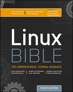 Linux Bible, 8th Edition