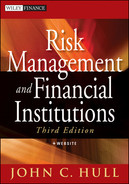 Book cover for Risk Management and Financial Institutions, + Web Site, 3rd Edition