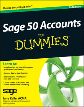 Sage 50 Accounts For Dummies® 2nd Edition