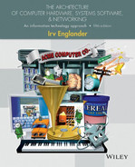 Cover of The Architecture of Computer Hardware, Systems Software, & Networking: An Information Technology Approach, 5th Edition