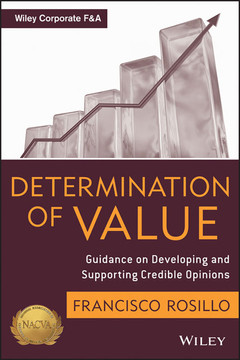 Determination of Value: Guidance on Developing and Supporting a Credible Opinions