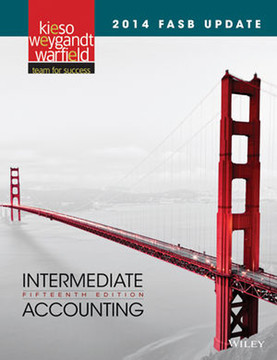 Problem Solving Survival Guide for Intermediate Accounting, 15th Edition, Instructor's Manual: Volume II: Chapters 15-24