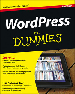 WordPress For Dummies, 5th Edition