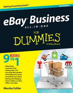 eBay Business All-in-One For Dummies, 3rd Edition