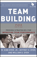 Cover of Team Building: Proven Strategies for Improving Team Performance, 5th Edition