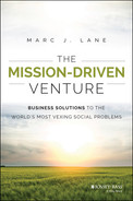 Cover of The Mission-Driven Venture: Business Solutions to the World s Most Vexing Social Problems