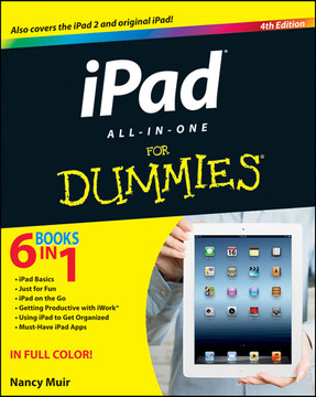 iPad All-in-One For Dummies, 4th Edition