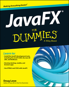 Chapter 9: Working with Tables - JavaFX For Dummies [Book]