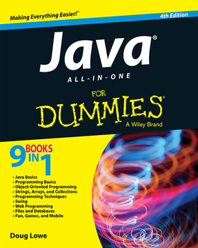 Java All-in-One For Dummies, 4th Edition