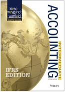 Cover of Intermediate Accounting: IFRS Edition, 2nd Edition