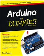 Cover of Arduino For Dummies