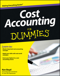 Cost Accounting For Dummies