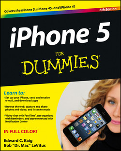 iPhone 5 For Dummies, 6th Edition