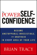 Cover of The Power of Self-Confidence: Become Unstoppable, Irresistible, and Unafraid in Every Area of Your Life