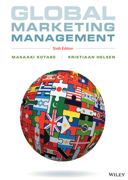Global Marketing Management, 6th Edition