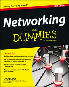 Networking For Dummies, 10th Edition