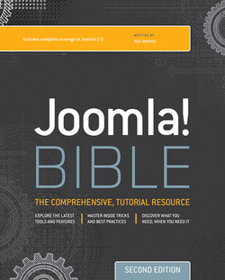 Joomla! Bible, 2nd Edition
