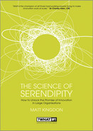 Cover of The Science of Serendipity: How to Unlock the Promise of Innovation