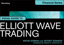Cover of Visual Guide to Elliott Wave Trading