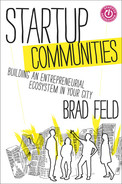 Cover of Startup Communities: Building an Entrepreneurial Ecosystem in Your City