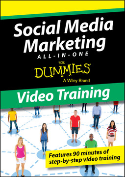 Social Media Marketing For Dummies Online Video Training