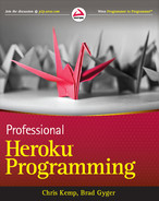 Cover image for Professional Heroku Programming