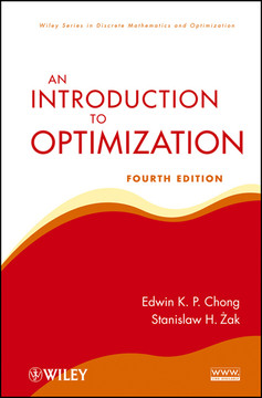An Introduction to Optimization, 4th Edition