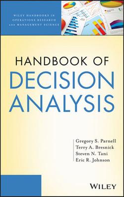Handbook of Decision Analysis