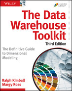 Cover of The Data Warehouse Toolkit: The Definitive Guide to Dimensional Modeling, 3rd Edition