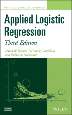Applied Logistic Regression, 3rd Edition