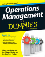 Cover of Operations Management For Dummies