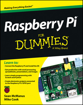 Raspberry Pi For Dummies [Book]