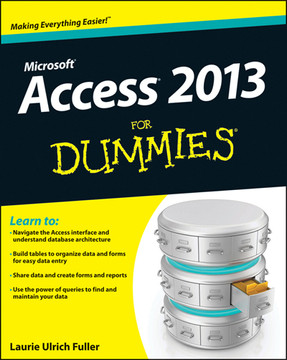 Access 2013 For Dummies