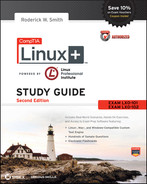 Cover of CompTIA Linux+ Study Guide: Exams LX0-101 and LX0-102, 2nd Edition