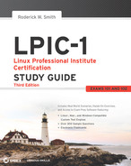 Cover of LPIC-1: Linux Professional Institute Certification Study Guide: (Exams 101 and 102), 3rd Edition