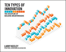 Cover of Ten Types of Innovation: The Discipline of Building Breakthroughs