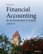 Cover of Financial Accounting in an Economic Context, 9th Edition