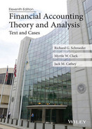 Cover of Financial Accounting Theory and Analysis: Text and Cases, 11th Edition