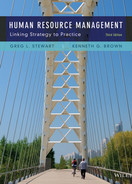 Cover of Human Resource Management, 3rd Edition
