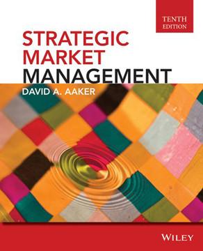 Strategic Market Management, 10th Edition