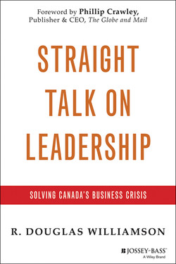 Straight Talk on Leadership: Solving Canada's Business Crisis