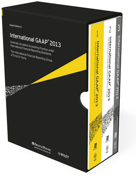 International GAAP 2013: Generally Accepted Accounting Principles under International Financial Reporting Standards