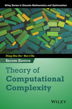 Theory of Computational Complexity, 2nd Edition