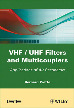 VHF / UHF Filters and Multicouplers: Application of Air Resonators